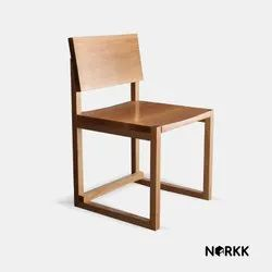 Low Back Wood Dining Chair