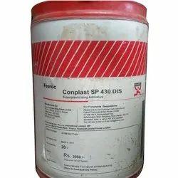 Fosroc Conplast Sp430, For Construction