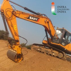 Slope Compactor for SANY Excavator
