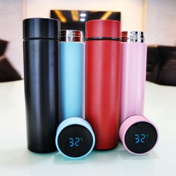 500ml Temperature Display Flask  Smart Flask