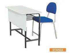 Single Seater Classroom Desk For School College University