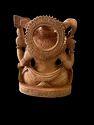 Vishnu Ji Wooden Murti 4 Inch