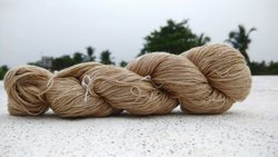 conifer Custom Natural Muga Silk Golden Yarns For Stores, For Knitting, For Textile Industry