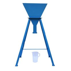 V Funnel Test Apparatus