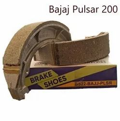 Bajaj Pulsar 200 Bike Brake Shoe