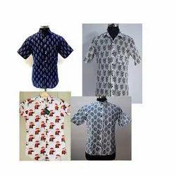 Hand Block Print Shirts