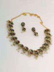 Imitation Jewellery Set