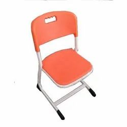 Student Chair Seat And Back Only Blow Molded