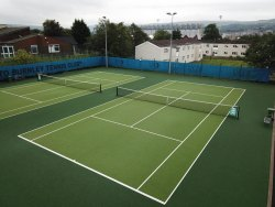Tennis Court Turf