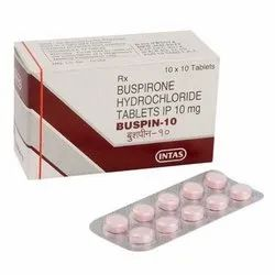 Buspin 10mg Tablets