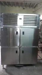 Commercial 4 Door Refrigerator