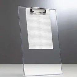 Transparent Examination Pad