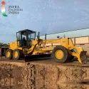 Cat Motor Grader Rental Service