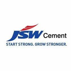 Jsw Cement 50kg Bags