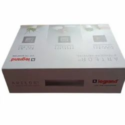 Rigid Packaging Boxes, 18 X 12 X 4