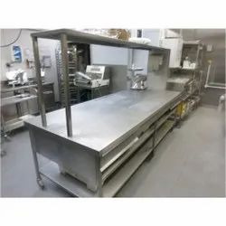 Stainless Steel Laboratory Work Table