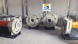 Centrifugal Id Fan Centrifugal Type PP/FRP Blower, For Industrial