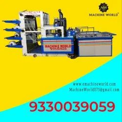 Biodegradable Non Woven Bag Making Machine With Handle