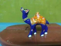 Meenakari Aluminium Camel
