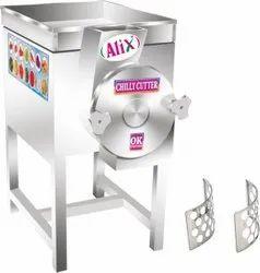 Alix 1Hp Chilly Cutter Machine