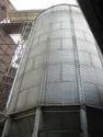 Corrugated Grain Storage Silo