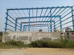 12000 Ltr Company Industrial Civil Construction Services, For Factory Shed, 6000 Sqft