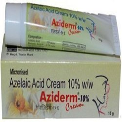 Aziderm Cream 10 %