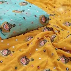 All Over Embroidery Fabric