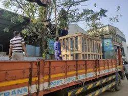 24feet Odc Truck 24x8x8 Weight 10ton Logistic Service