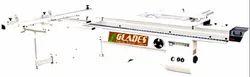 Glades Three C90 Panel Saw Machine, 8000 Rpm, Size/Dimension: 375 X 3200mm