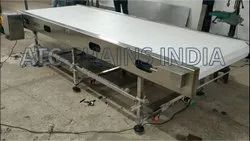 Steel Curve Belt Conveyor