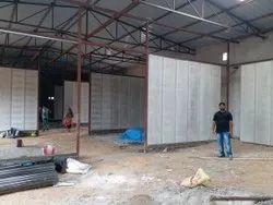 Rectangular Aerocon Commercial Wall Panel Service