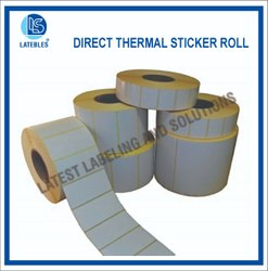 Direct Thermal Transfer Sticker