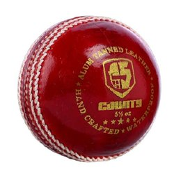 County Red Cricket Ball