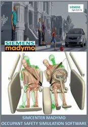 SIMCENTER - MADYMO - Occupant Safety Simulation Software