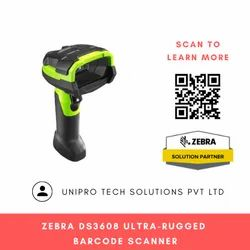 Zebra DS3608 Ultra-Rugged Barcode Scanner