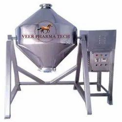 Double Cone Blender Machine 100 kgs