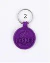 Plastic Promotional Keychain, 2mm