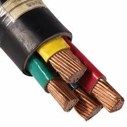 Polycab 150sq.mm X 3.5core Copper Armoured Cable XLPE