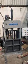 Hydraulic Baling Press-50 TON