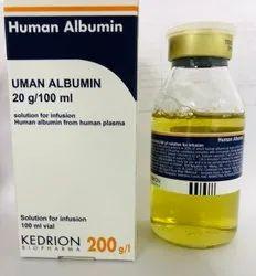 Human Albumin 20g/100 ml