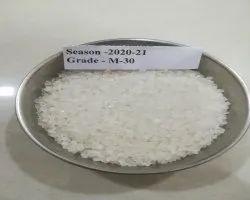 White M30 Pure Sugar, Granules, Packaging Size: 1 Kg