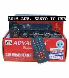Usb & Bluetooth Advantech Sanyo IC Car Music Player, Model Name/Number: 3045