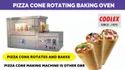 Pizza Cone Rotating Oven