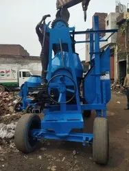 Manual Loading Without Hopper Concrete Mixer