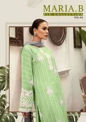 Kaara Suits Maria B Eid Collection Vol 2 Net With Embroidery Pakistani Suit Catalog