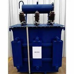 200kVA 3-Phase Power Distribution Transformer