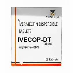 Ivecop-DT Ivermectin 12mg Tablets