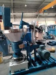 Rotary Chekku (Iron) Oil Extraction Machine 20 Kg With 10HP Motor (3 Phase)