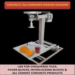 Concrete Tile Hardener Making Machine